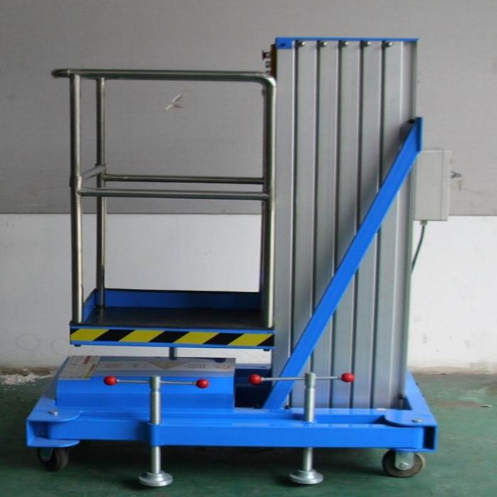 液压升降机的主要动力结构(图1)