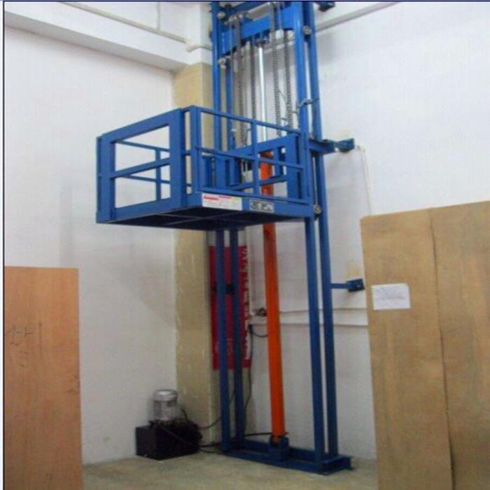 液压升降机的日常维护(图1)